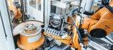 机床的自动化上料和下料提升了效率