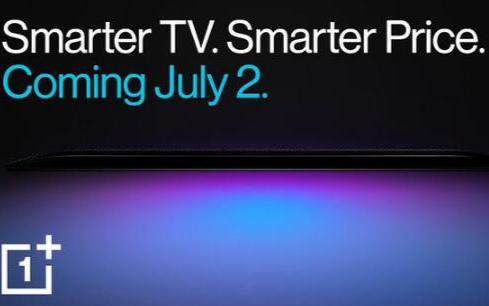 一加即将发布新款智能电视产品