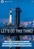 快訊:Space X載人飛船首發成功并與國際空間站對接