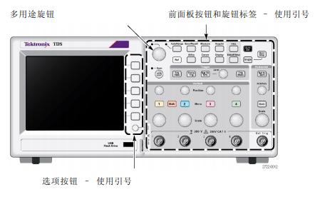 TDS2000C和TDS1000C-EDU系列數字存儲示波器的用戶手冊免費下載