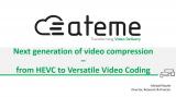 從HEVC到通用視頻編碼的下一代視頻壓縮技術