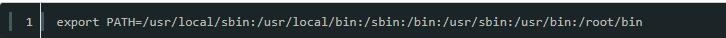linux系统命令无法使用怎么办