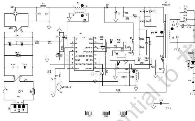 使用OB6683的90W適配器模塊資料合集免費下載