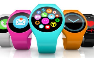 智能穿戴设备以优越的性能在市场上占据了主流