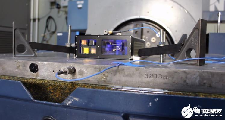 NTS对4Sight M传感器进行50G以上的机械冲击测试