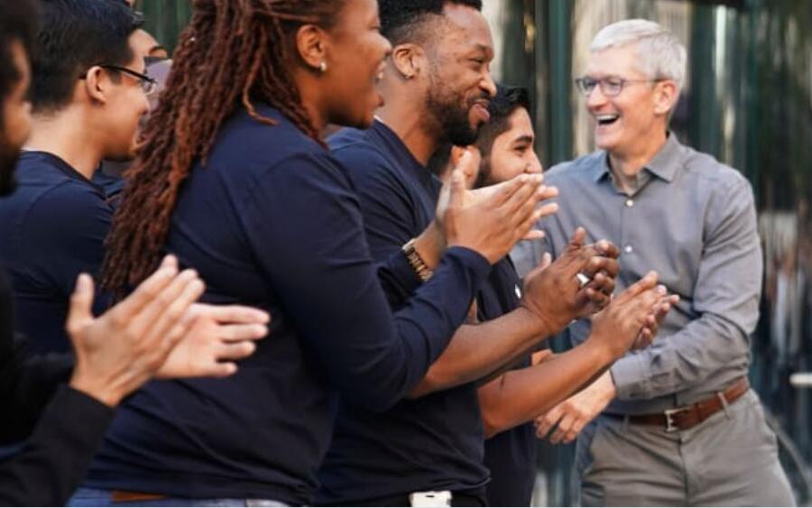 蘋果2020年Q1在全球高端智能手機市場勝出 蘋果在紐約重新開啟10家商店