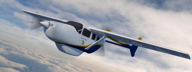 Ampaire 采用高效环保的电气系统推动航空旅...