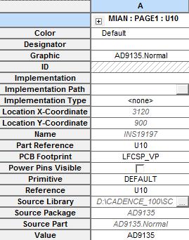 在ORCAD原理图中怎么去指定器件的封装呢?