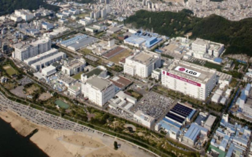 產線轉移,LGD跳樓價5.9億元甩賣龜尾2、3工廠