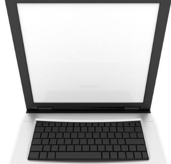 笔记本是由许多电子零件所构成的精密机器