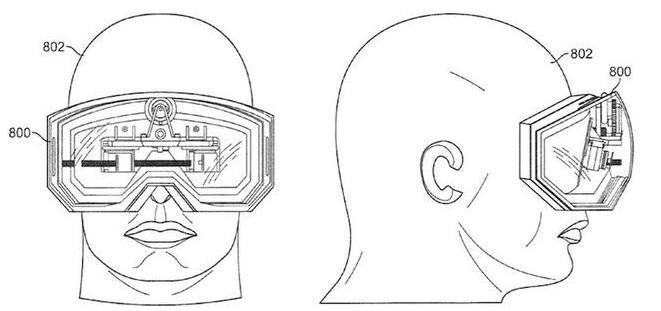 蘋果AR/VR頭戴的最新進展_超高分辨率屏幕加持