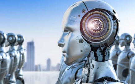 可实现人脸签到、发言记录的会议机器人已到来