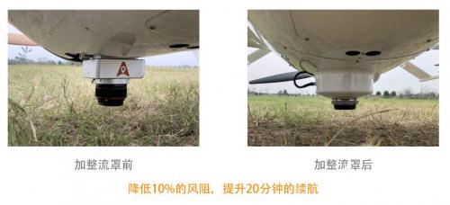 工业无人机固定翼激光雷达 傲势纯电动无人机才是未来