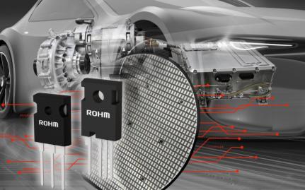 ROHM開發出業界先進的第4代低導通電阻SiC ...