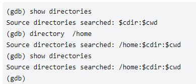 设置 GDB 代码搜索路径的方法