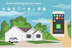 5G推動智能家居更一步發展,預計2023年市場規...