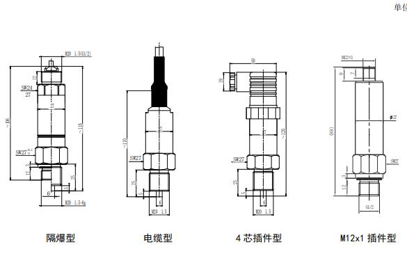 PT10SR-2489型壓力變送器的數據手冊免費下載