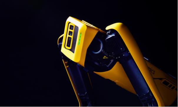 波士頓動力向美企出售Spot四足機器人 售價74500美元