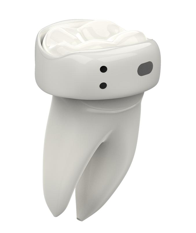 Lura Health 开发一种能佩戴在一颗牙齿上的微型传感器