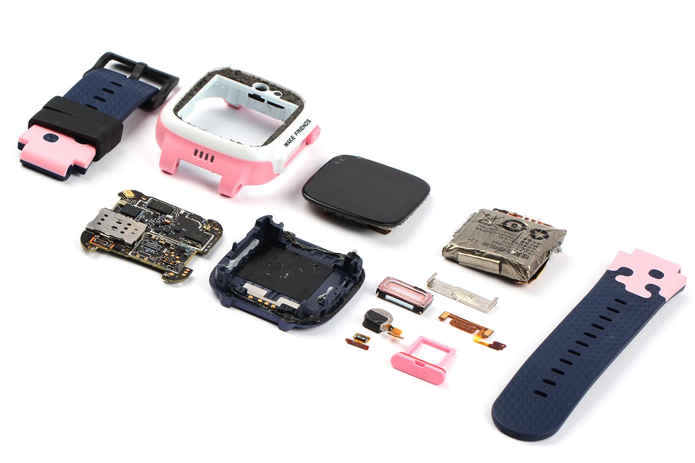 拆解:兒童手表小天才Q1這回選擇了展訊方案