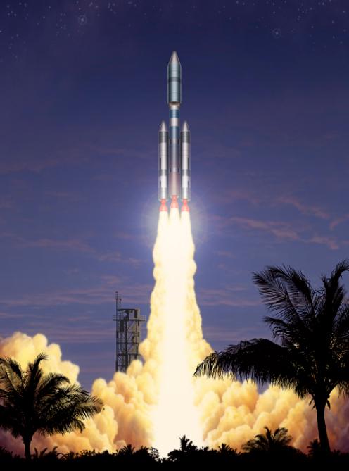第55颗北斗导航卫星发射成功 北斗三号星座部署完...