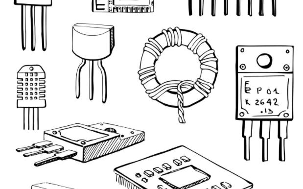 萬用表:分辨三極管的C/E級