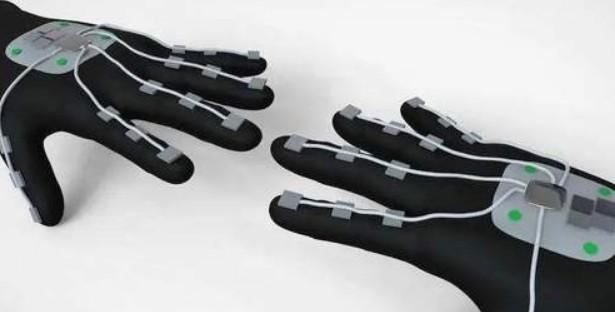 蘋果申請的新專利:黑科技VR手套