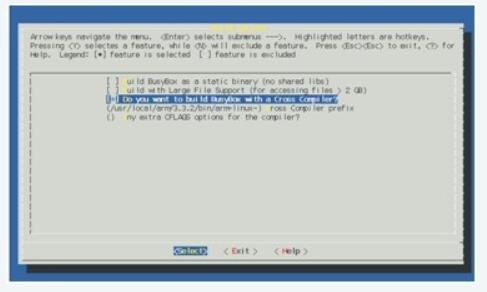 Linux嵌入式文件系统如何构建