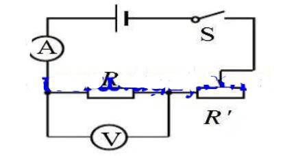 如何区分电压表和电流表