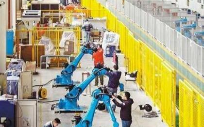 工業機器人與服務機器人將迎來爆發階段