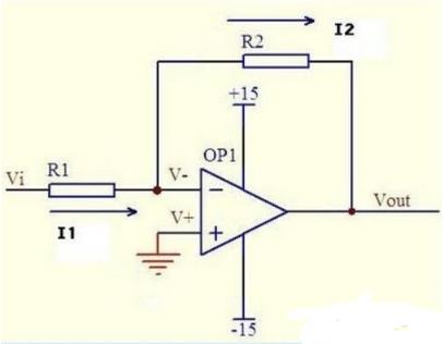运放电路图原理及和调试解析