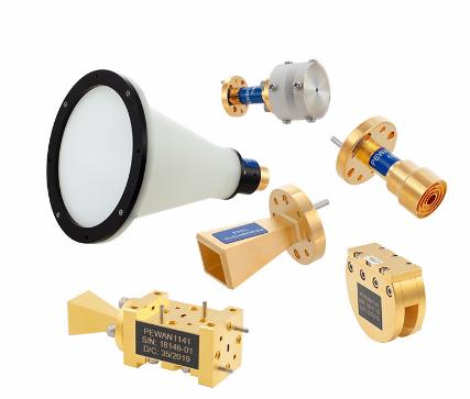 Pasternack宣布擴充毫米波波導天線的產品新系列