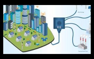 智能电网将能很大程度上缓解传感器产品的使用规模
