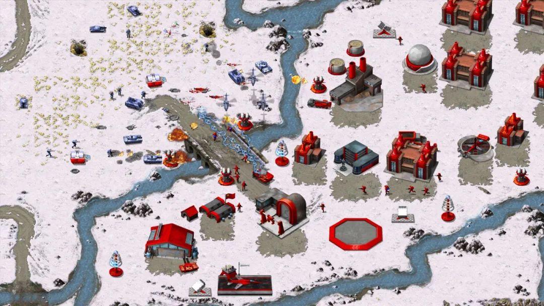 《命令与征服》系列中的 2 个游戏的部分源码开源了!