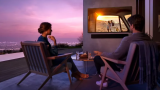 Samsung Terrace推出一款智能电视,具有高端三星QLED电视所能提供的所有功能