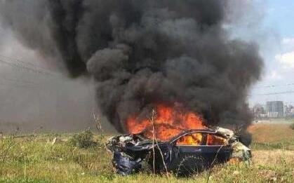 特斯拉官方回应:Model 3失控翻滚后起火