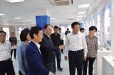 江苏省副省长马秋林到华进企业调研
