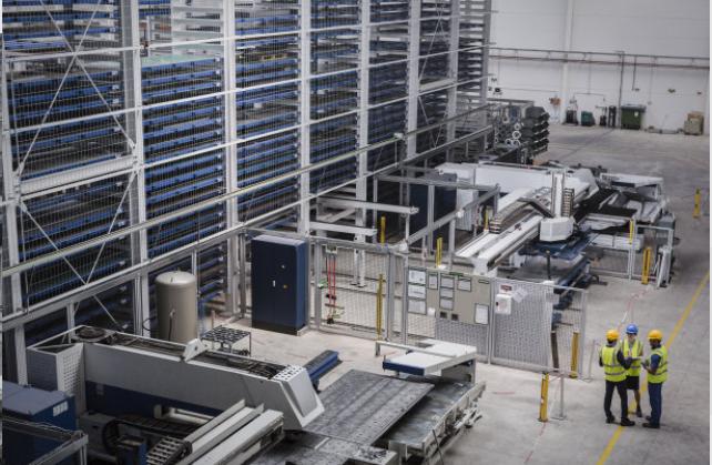 福特工厂安装5G移动网络 推进电动汽车生产
