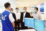 中国移动总经理董昕上任后第一站去了移动北京公司