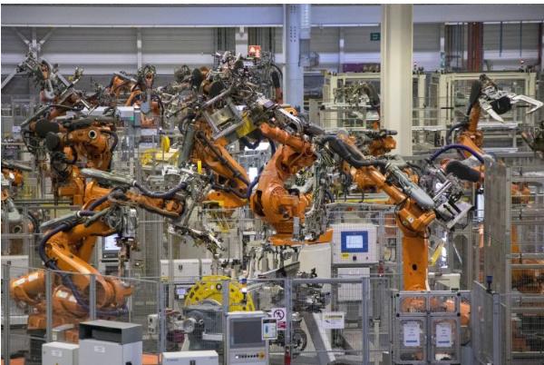 關節型機器人5年后規模將達730億美元