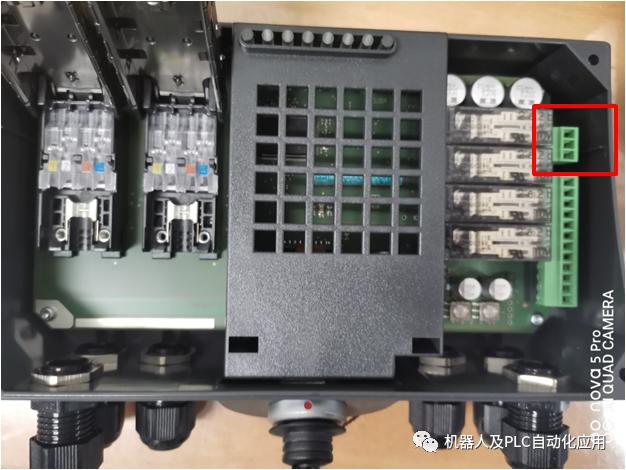 分析安装网线进行连接测试的过程