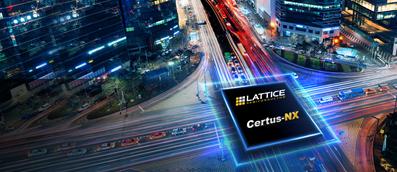 莱迪思推出全新Lattice Certus™-N...