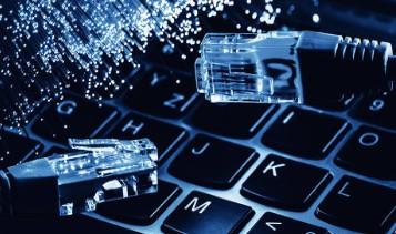 2020年第一季度数据中心互联市场的市场份额分别同比增长了6%-7%