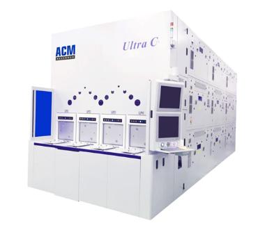 盛美半导体推出Ultra C清洗系列新产品,可对晶圆进行高产能清洗