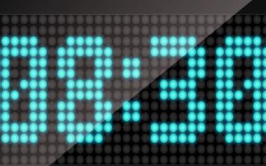 实现数码管显示器的演示PPT免费下载