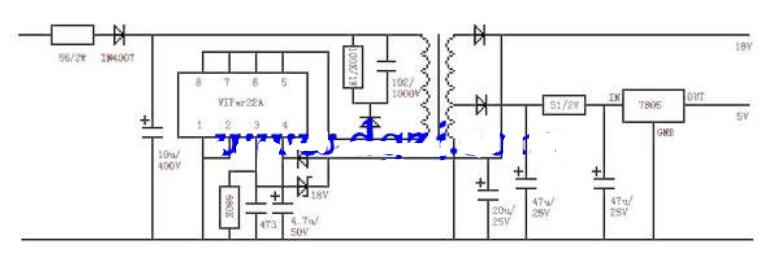 电磁炉基本工作原理及供电电压的产生