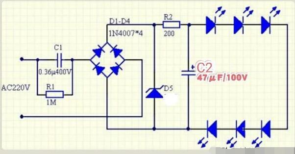 47uf耐压100v的电解电容的作用