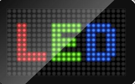 对于广告宣传,创意led显示屏有着更好的效果