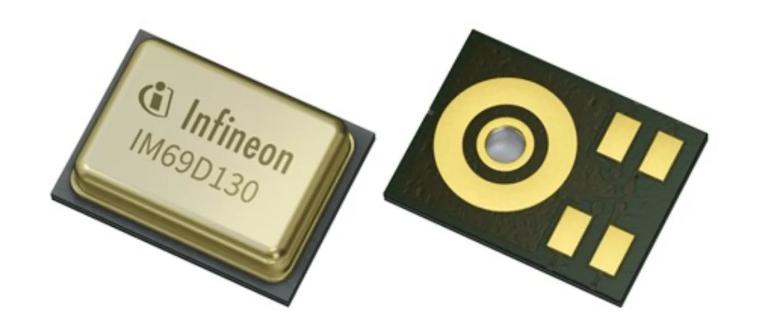 基于英飞凌 XENSIV MEMS高性能麦克风 IM69D130 语音交互解决方案