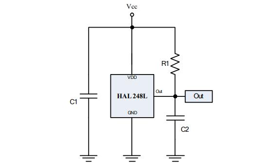 HAL248L微功率霍爾效應開關的數據手冊免費下載